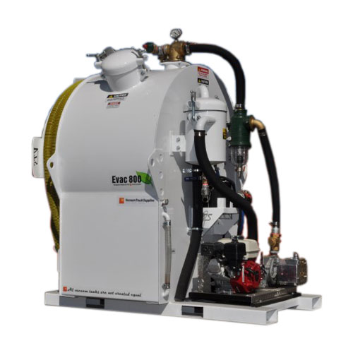 Portable Vacuum Tank Unit