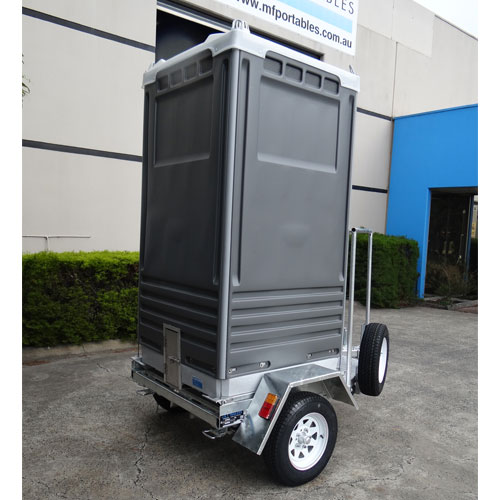 Portable toilet trailers portable toilet trailer sales for Portable bathroom trailers